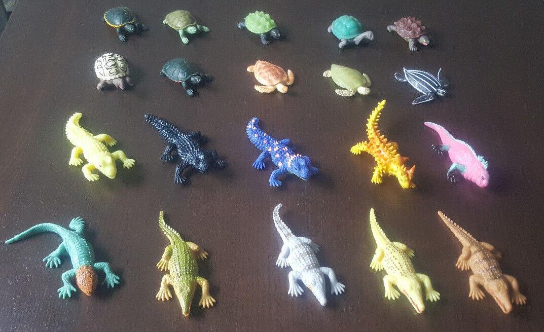 DeAgostini Turtles & Co.  20 verschiedene Turtles Schildkröten zum  aussuchen