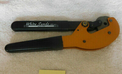 Cable Ws-act-270 Hex Hand Crimper