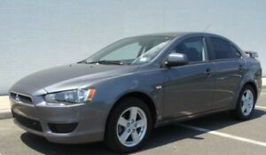 2009 Mitsubishi Lancer GTS runs and drives