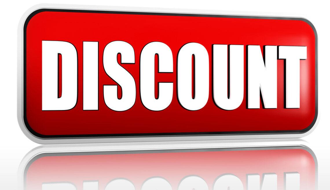 Fresh Start Discount