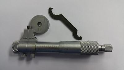 Inside Micrometer Range 0.2-1.2 Caliper Type