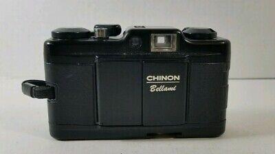 Chinon Bellami  35mm  Point and Shoot Film Camera