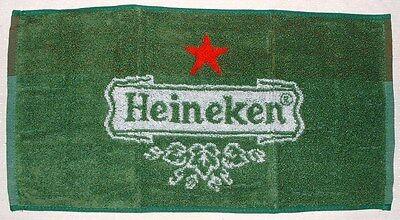 10 Ten Heineken Beer - Bar Towels - New