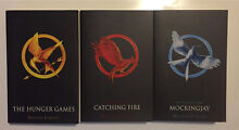 Hunger Games Trilogy Books! Campbelltown Campbelltown Area Preview
