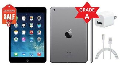 Apple iPad Mini 1st Gen - 16GB - Wi-Fi 7.9in - Black Gray Silver - Grade A (R)