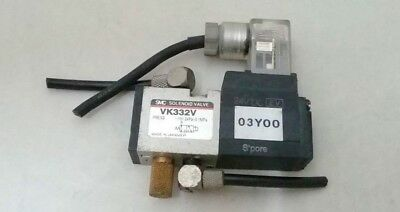 Smc Vk332v Solenoid Valve Vk332v