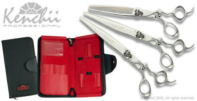Kenchii Grooming Viper Series Professional Grooming Shear Sets Choose 8 or 9 in. Viper Professional Series