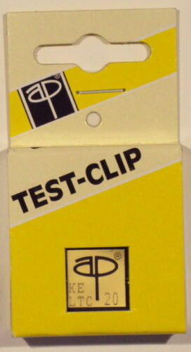 TEST CLIP DIP 20 PIN AP PRODUCTS, NEW OR GENTLY USED, GREAT CONDITION!
