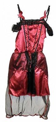 Tesco Halloween Teen Gothic Vampiress Costume Children Costume Size 9-10 Years - Tesco Halloween Costume