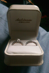 Lovely Wedding Set at a Steal