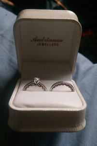 Lovely Wedding Set at a steal (still available)