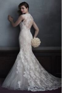 Beautiful Marisa Bridals wedding dress purchased from Kleinfeld