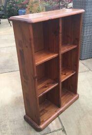 Ducal antique Pine CD / DVD Cabinet