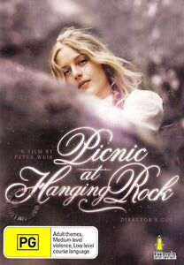 PICNIC AT HANGING ROCK Director's Cut : NEW DVD