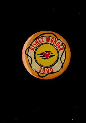 Disney Cruise Line Wonder Achievement 2000 Pin