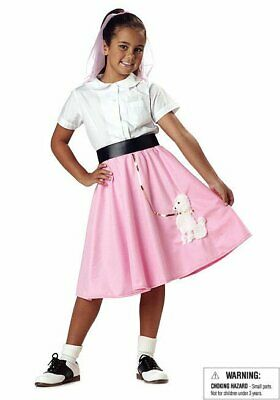 California Costumes 00361 Child Poodle Skirt](Poodle Skirt Kids)