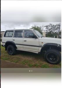 1993 Toyota LandCruiser SUV