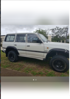1993 Toyota LandCruiser SUV Garbutt Townsville City Preview