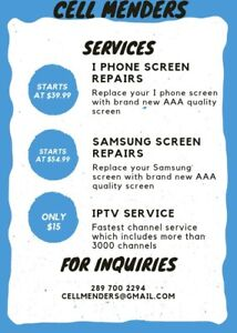 Cellphone and computer repair