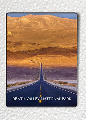 Souvenir From Death Valley National Park  2 Fridge Magnet 3  X 4  Mjy6z