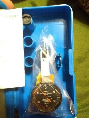 Brown And Sharpe Bestest Dial Test Indicator Swiss 599-7030-5