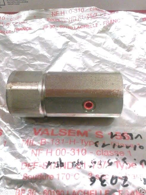 NEW REXROTH Sleeve valve for line mounting single poppet p.o. check