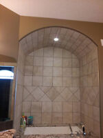 Custom Showers and more