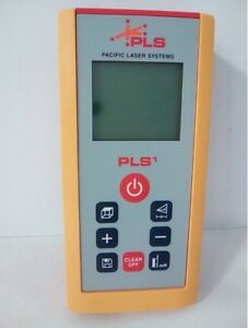 New Pacific Laser Systems #PLS1 Laser Distance Measurement Tool
