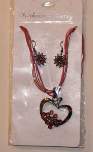 Fashion Necklaces and Earrings