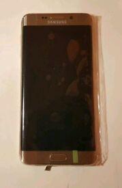 Samsung S6 Edge Plus, 32GB, Gold, Unlocked
