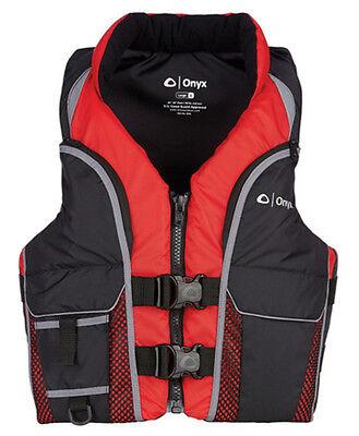 Onyx Adult Select 3XL Life Jacket Fishing Vest Type III USCG