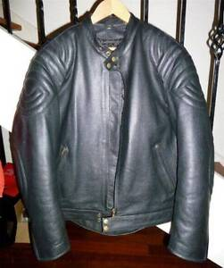 Motorcycle Leather Jacket Leederville Vincent Area Preview
