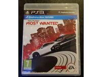 Need for Speed: Most Wanted PS3 used