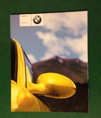 BMW Brochure BMW 2003 M