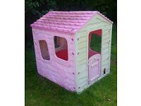 Pink Garden Playhouse