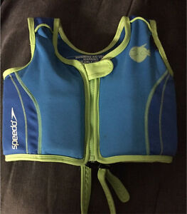 Swim aid vest for 2-4 year old