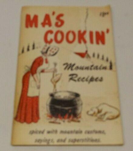 Vintage Cookbook Ma