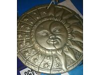 Sun - Wall Plaque