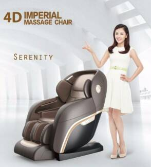 4D Massage chair Latest technology and Perth Leading Brand LShape