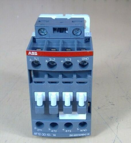 ABB - Asea Brown Boveri AF12-30-10-14 Contactor                        4D