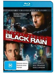 Black Rain : NEW Blu-Ray