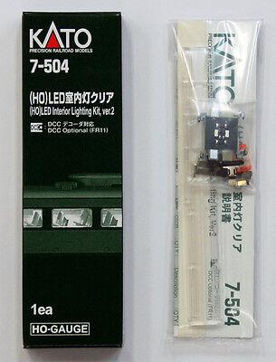 Kato HO 7-504 LED Interior Lighting Kit  Ver. 2 (HO scale)