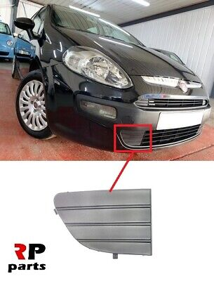 FAST DISPATCH CAR PART 1999 FIAT PUNTO MK2 N//S//F BUMPER TRIM