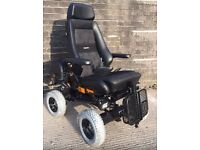 Electric Wheelchair (Off-Road) Chasswheel Four X For Sale UK 2017 Fully Reconditioned