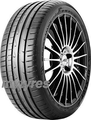 SUMMER TYRE Dunlop Sport Maxx RT2 225/60 R18 104Y XL with MFS