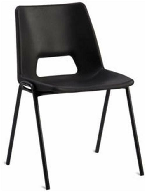 Perfect Black Stackable Chairs. Plastic Stacking Chairs Black Stackable C