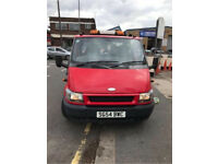 2005 Ford transit 350 Lwb Recovery Truck excellent condition