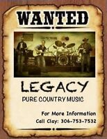 Country band for hire