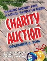 Huron Heights Charity Auction