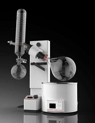 Labtech Manual Lift Rotary Evaporator Ev400h Digital Display